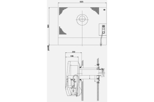 dru-art-4-gevelkachel-incl-muurdoorvoer-line_image